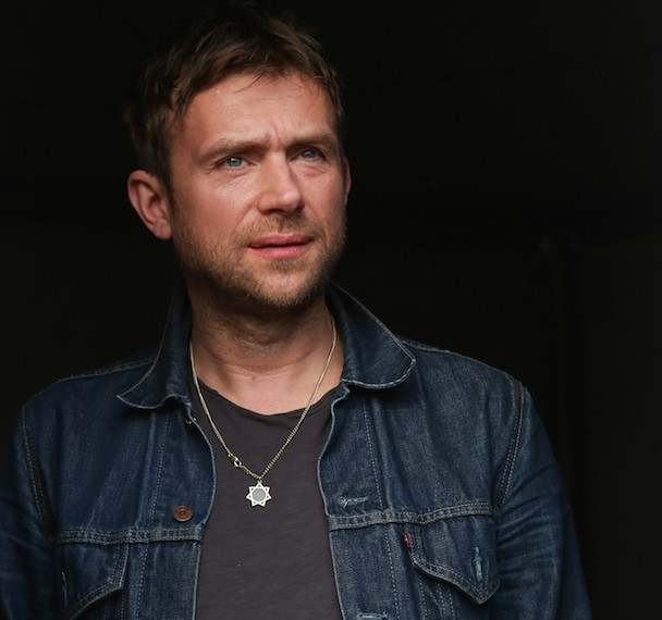 Grayscale confessions damon albarn on life technology for Damon albarn