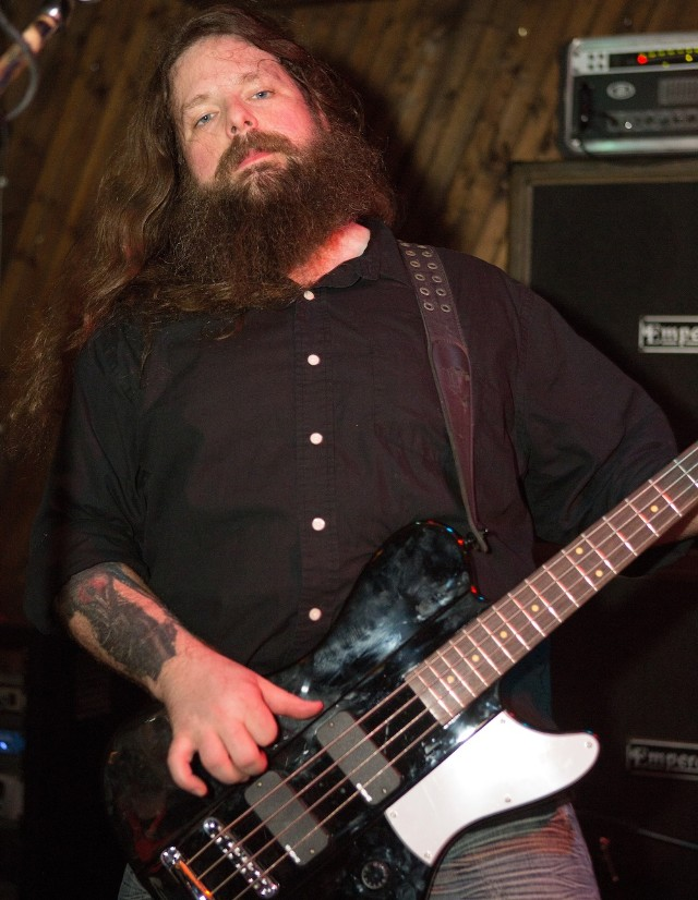 Jason McCash of the Gates Of Slumber