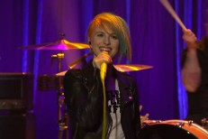 Paramore On Late Night
