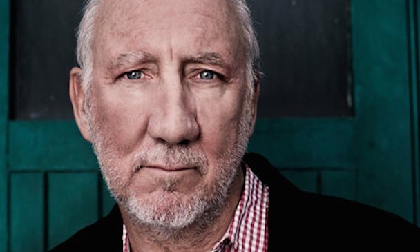 Pete Townshend Writes A Song For The Americans