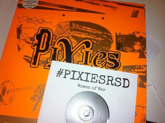 """Pixies – """"Women Of War"""""""