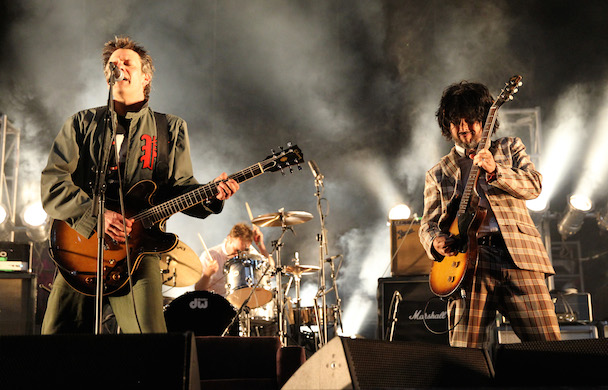 Watch Green Day's Billie Joe Armstrong Join The Replacements At Coachella