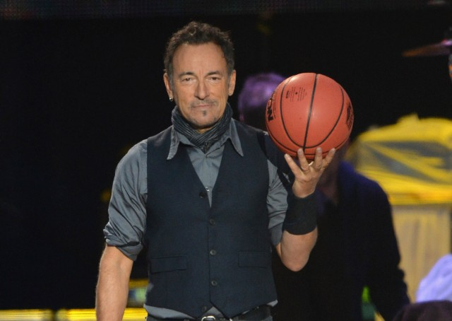 Bruce Springsteen & The E Street Basketball