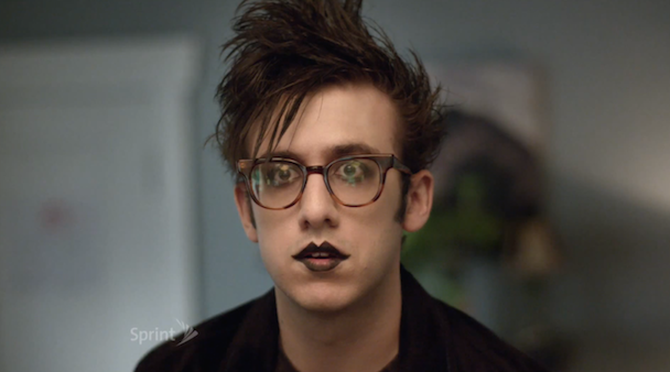 "Sprint Ripped Off The Cure's ""Lullaby"" For Its Goth-Themed Framily Commercial"