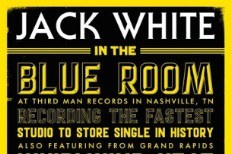 "Jack White To Record, Press, And Release ""Lazaretto"" 7″ In A Single Day"
