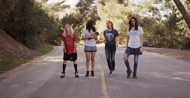 "Warpaint - ""Disco // Very"" + ""Keep It Healthy"" Video"