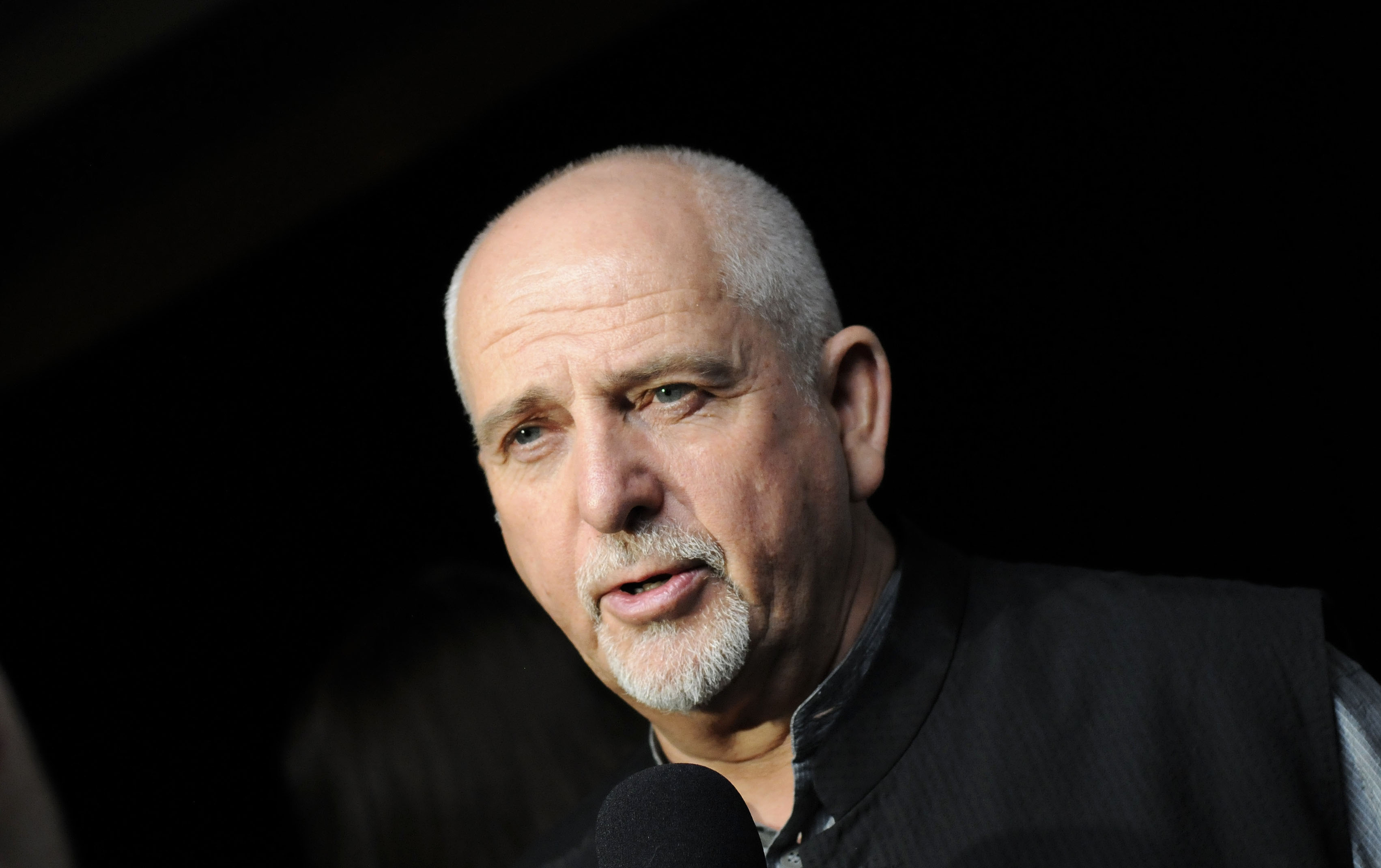 Peter Gabriel Asks Air France To Stop Shipping Monkeys