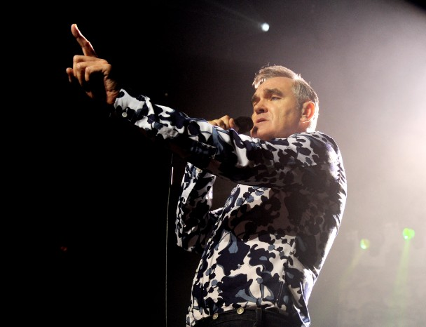 Morrissey Is Not On Twitter Says Morrissey