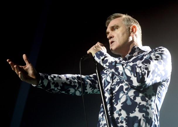 Morrissey Joins Twitter
