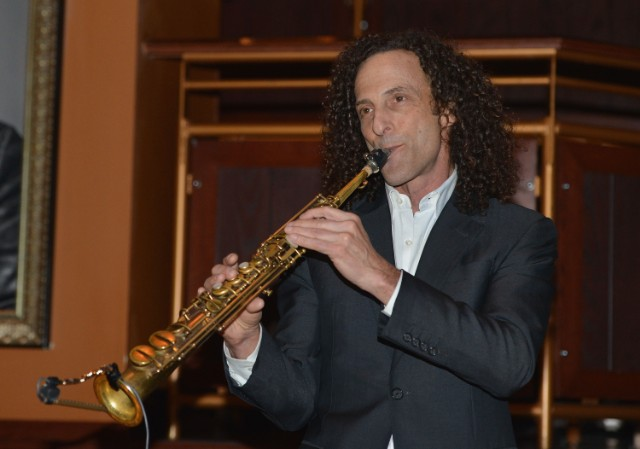 Kenny G Soft Rocks
