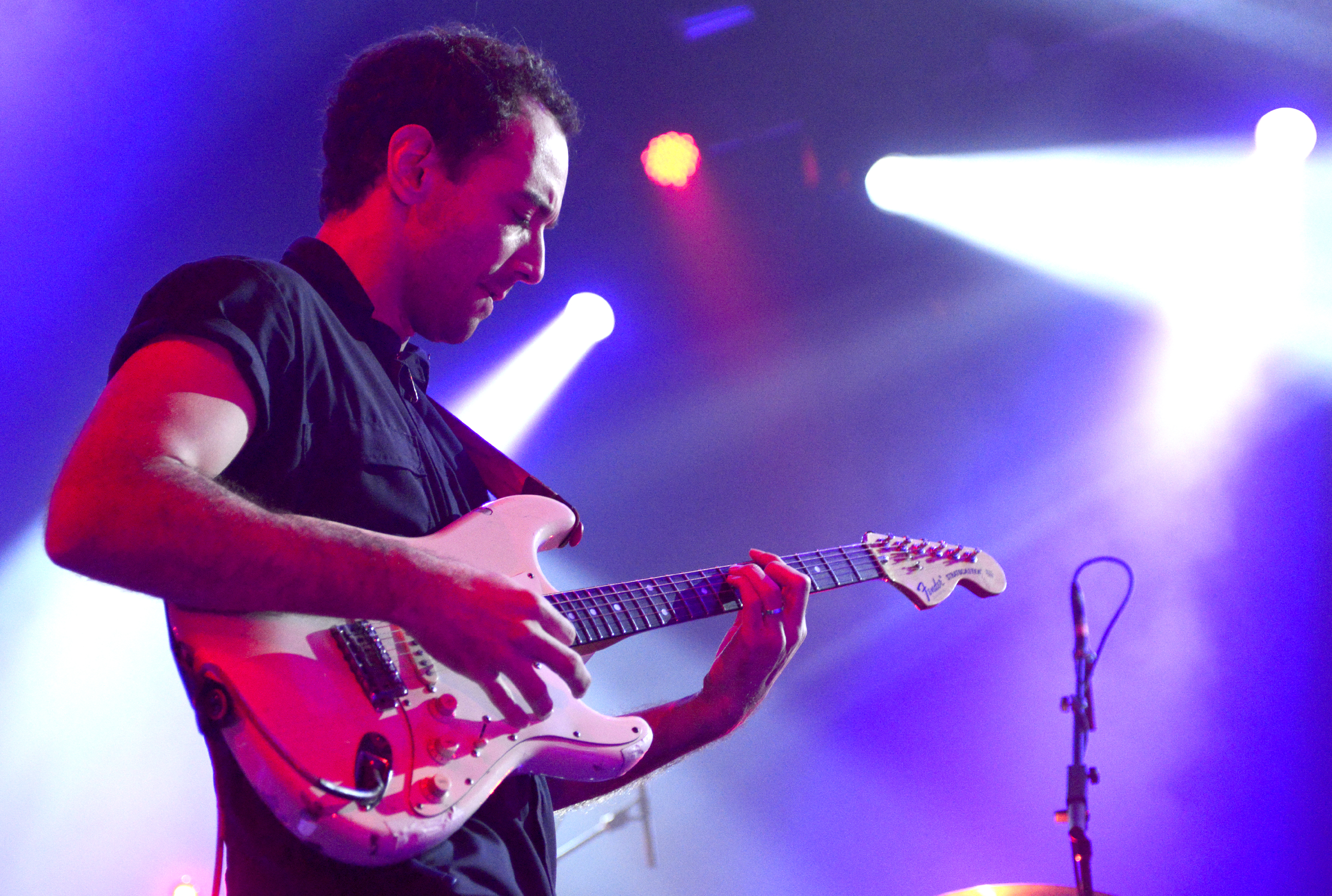 "Watch Albert Hammond Jr. Play The Strokes' ""One Way Trigger"" In Newcastle"