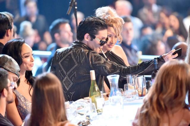 Corey Feldman @ iHeartRadio Music Awards