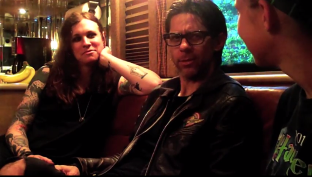 Against Me Kids Interview