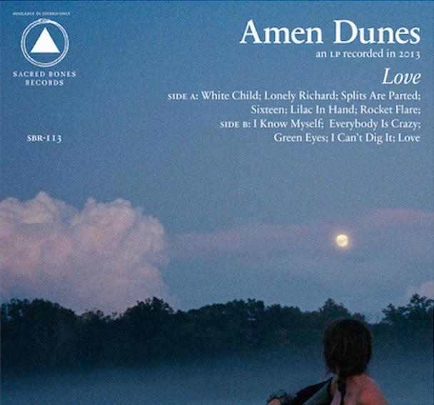 Stream Amen Dunes <em>Love</em>