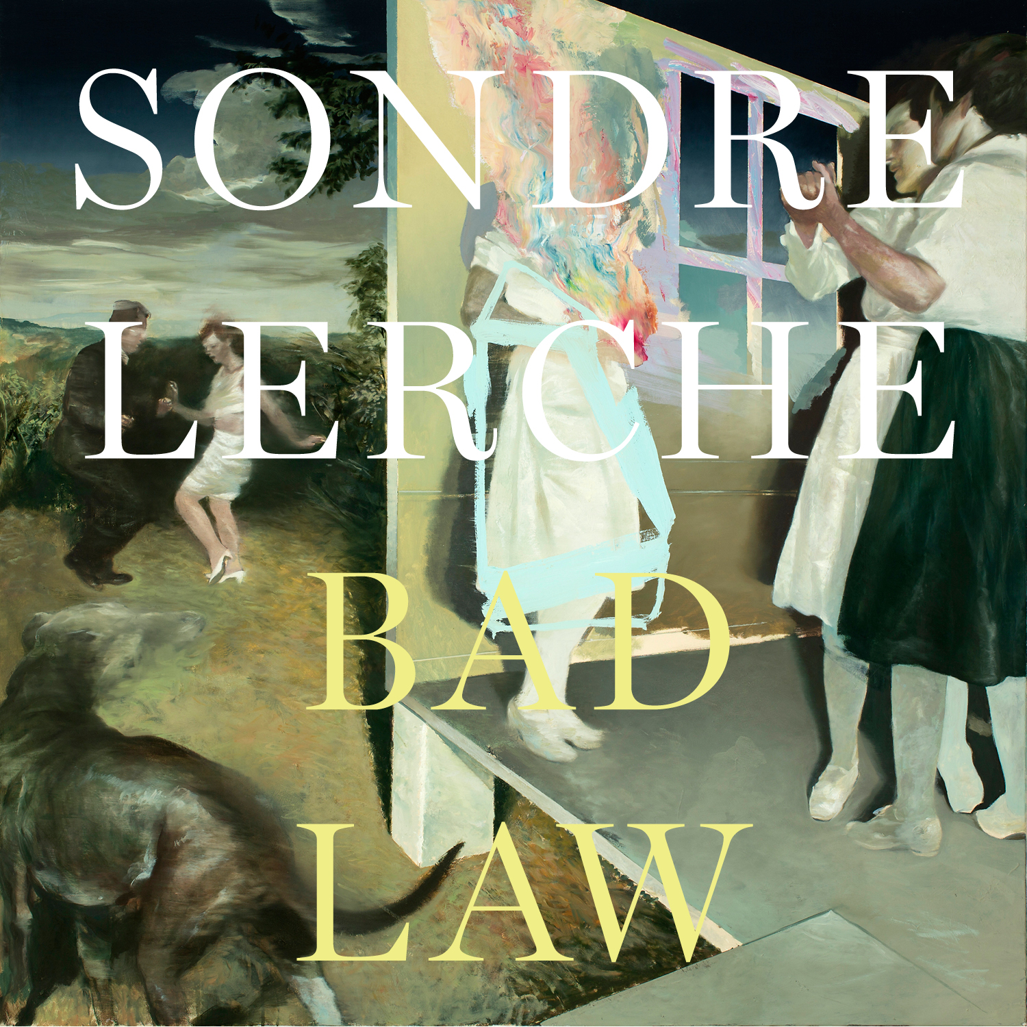 "Sondre Lerche – ""Bad Law"""
