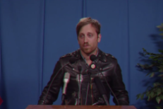 Black Keys press conference