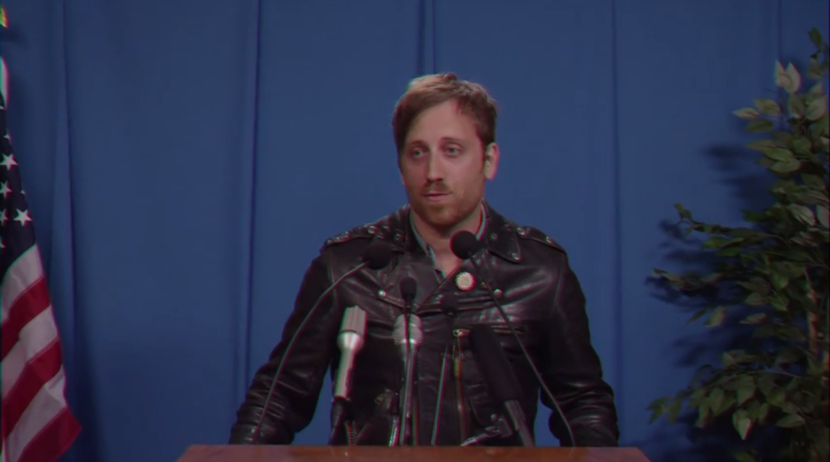 Watch The Black Keys Announce <em>Turn Blue</em> Tour (With St. Vincent) In Jokey Press Conference