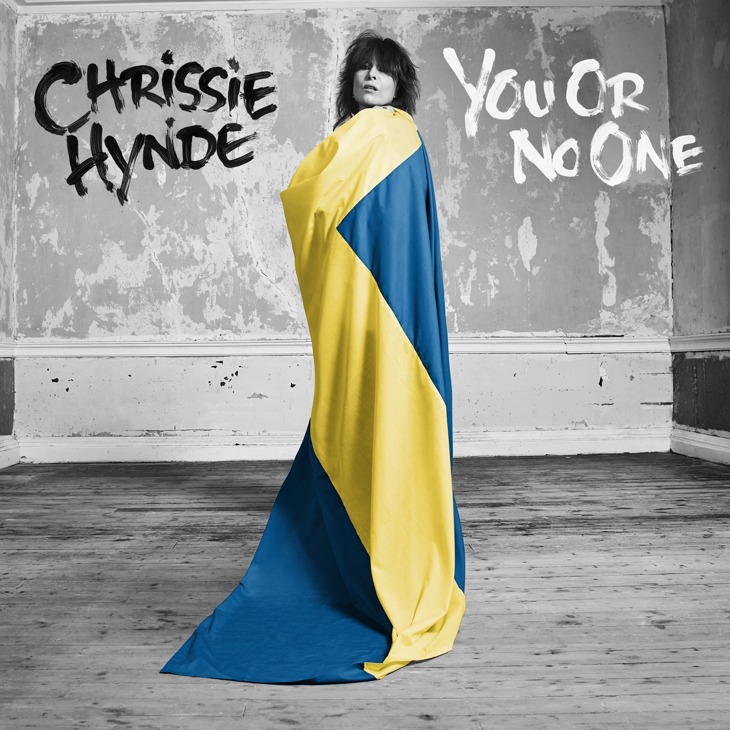 """Chrissie Hynde - """"You Or No One"""""""