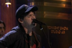 Conor Oberst on The Tonight Show