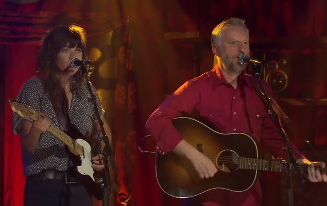 Courtney Barnett and Billy Bragg on RocKwiz