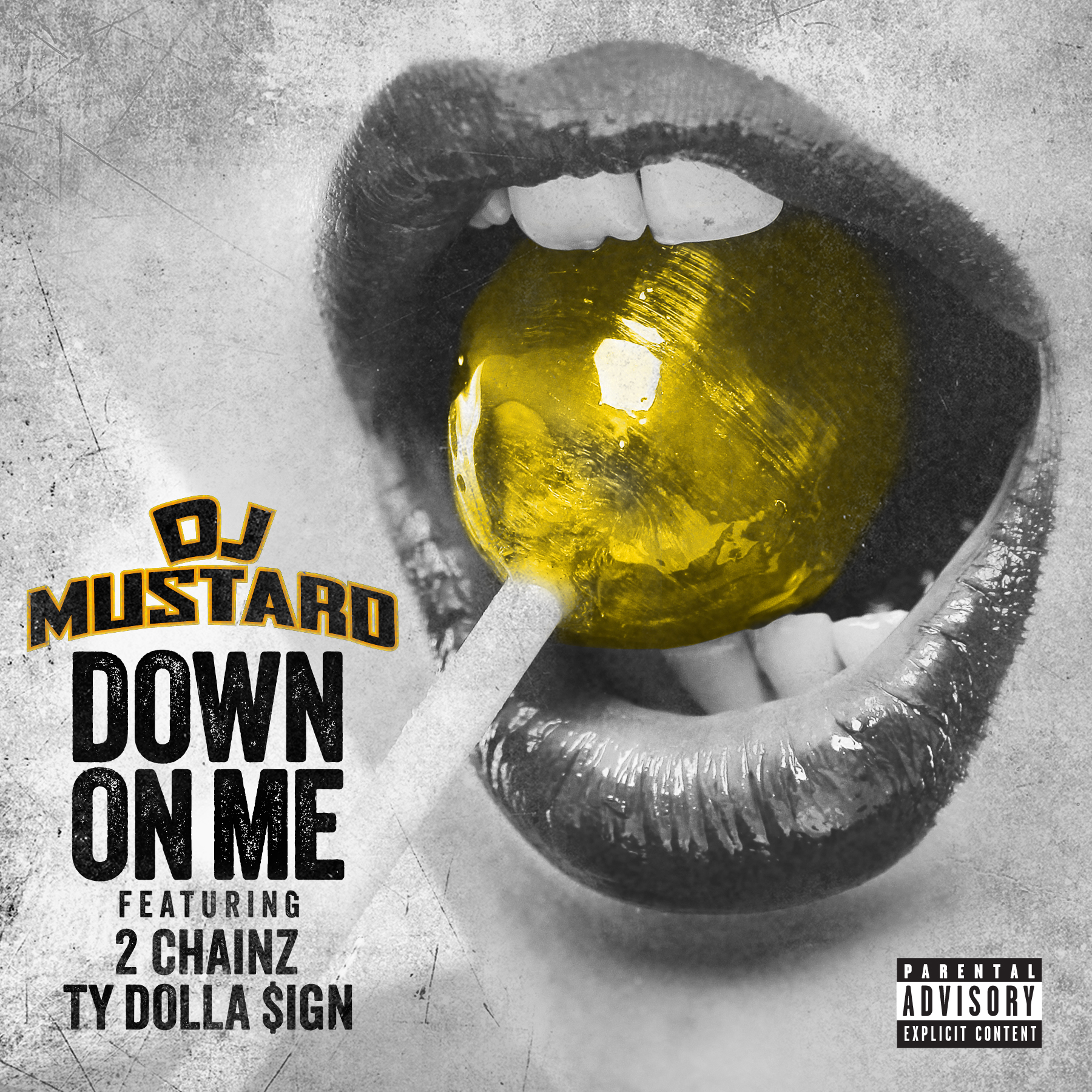 """DJ Mustard – """"Down On Me"""" (Feat. Ty Dolla $ign & 2 Chainz)"""