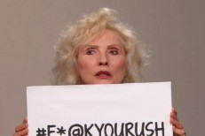 Debbie Harry on The Daily Show