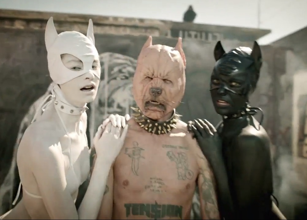 """Die Antwoord – """"Pitbull Terrier"""" Video (NSFW-ish)"""
