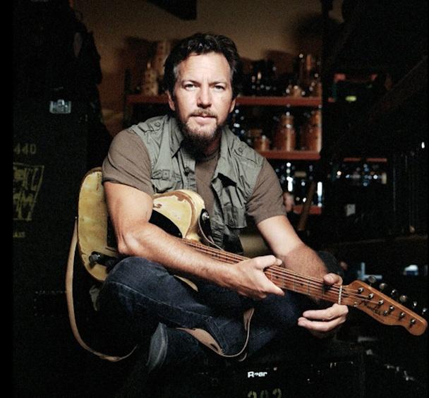 "Hear Eddie Vedder Debut ""I Won't Hold On"" In Sao Paulo"