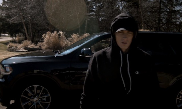 "Eminem - ""Headlights"" video"