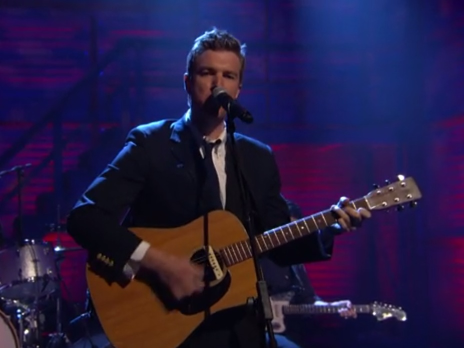 Watch Hamilton Leithauser Play <em>Conan</em>