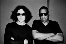 Jack White and Jay-Z