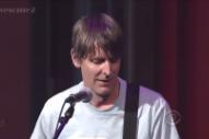 Watch Stephen Malkmus &#038; The Jicks Play <em>Letterman</em>