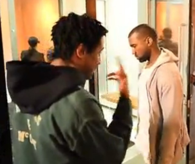 Kanye West audition