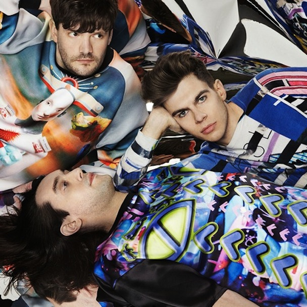 "Klaxons – ""Show Me A Miracle"""