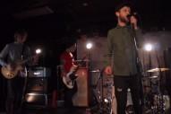 "Watch La Dispute Cover Nirvana's ""Polly"" In Seattle"