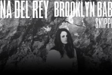 "Hear A Snippet Of Lana Del Rey's ""Brooklyn Baby"""