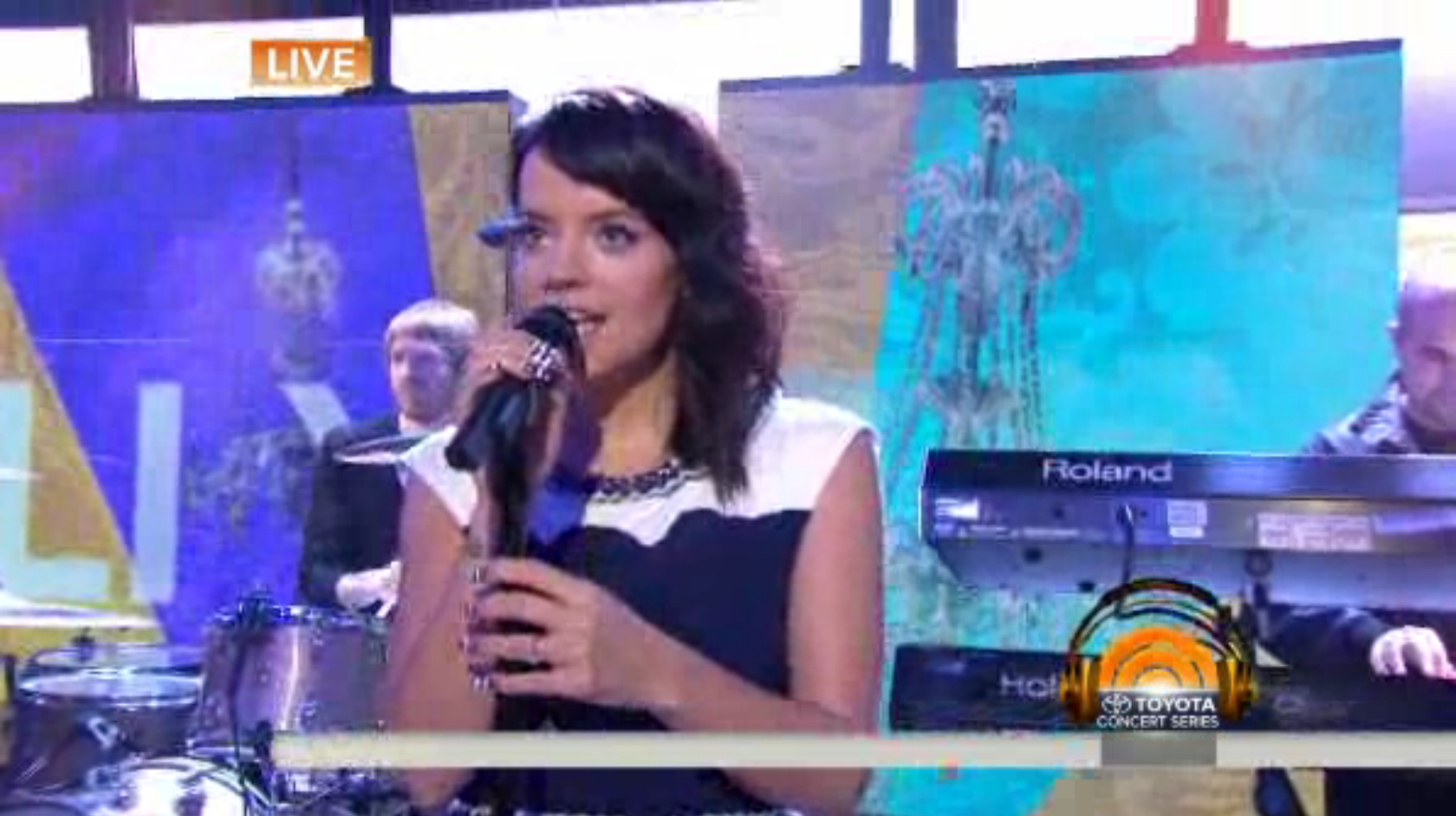 Watch Lily Allen On <em>The Today Show</em>
