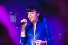Photos: Lily Allen @ Highline Ballroom, NYC 5/15/14