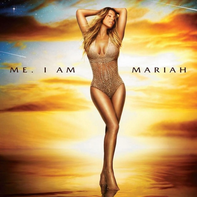 Me I Am Mariah cover