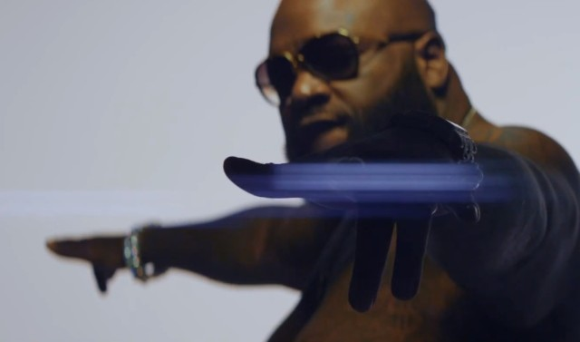 "Rick Ross - ""Thug Cry"" video"