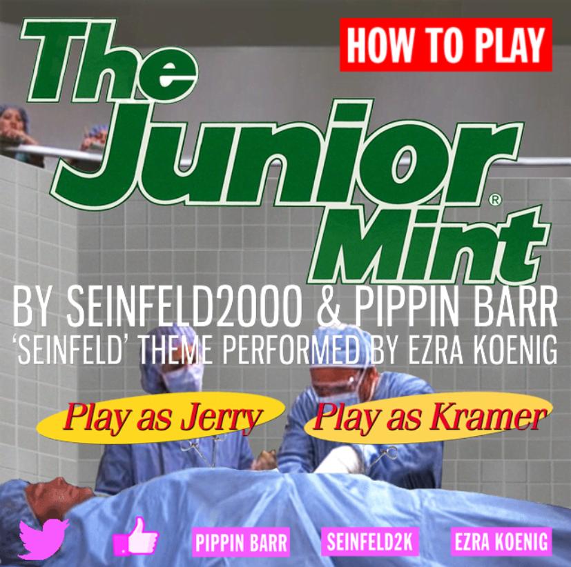 Hear Ezra Koenig Sing The <em>Seinfeld</em> Theme In @Seinfeld2000&#8217;s New Video Game