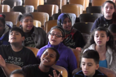 "Watch The PS22 Chorus Cover St. Vincent's ""Digital Witness"""