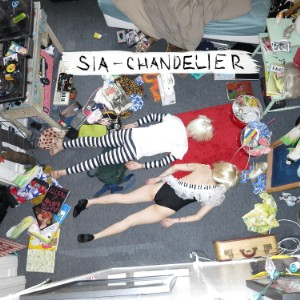 "Sia – ""Chandelier (Four Tet Remix)"""