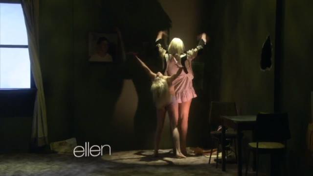 Sia on Ellen