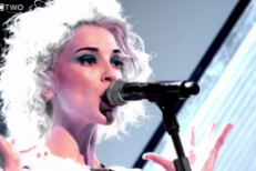 St. Vincent Jools Holland