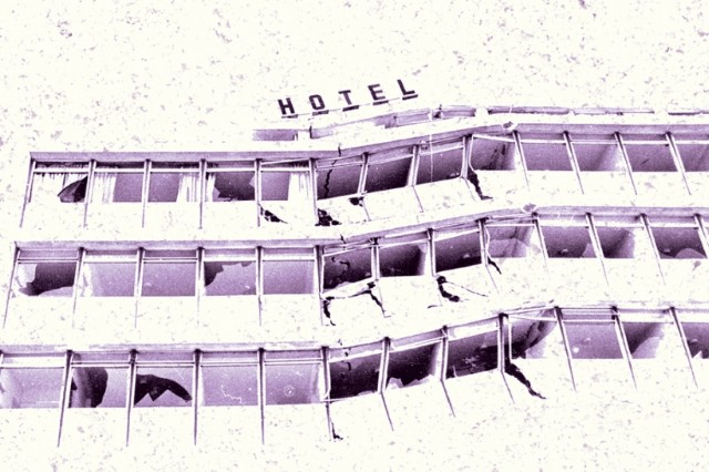 "The Antlers - ""Hotel"""