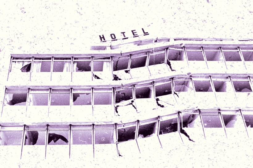 """The Antlers – """"Hotel"""""""