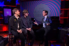 Black Keys Take <em>Turn Blue</em> To <em>Colbert</em>, Patrick Carney Says Michael Jackson&#8217;s <em>Xscape</em> Is Fucking Bullshit