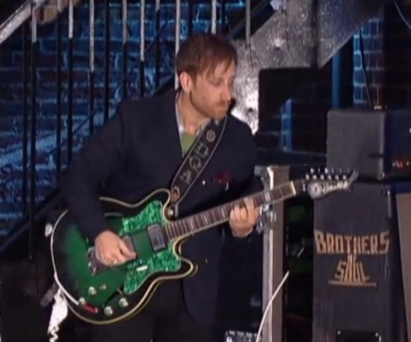 Watch The Black Keys&#8217; <em>Live On Letterman</em> Webcast