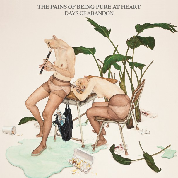 Stream The Pains Of Being Pure At Heart <em>Days Of Abandon</em>